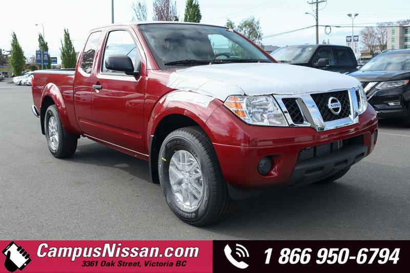 2019 Nissan Frontier SV RWD King Cab #9-T384