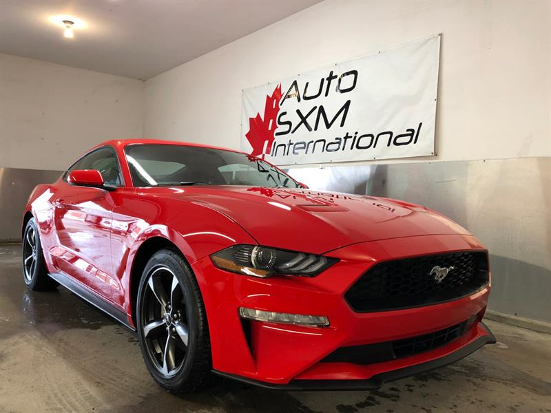 Ford Mustang 2018 EcoBoost Fastback #4200