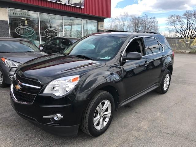 Chevrolet Equinox 2012 ***1-2-3-4 CHANCES CREDIT*** #018-4507-HG