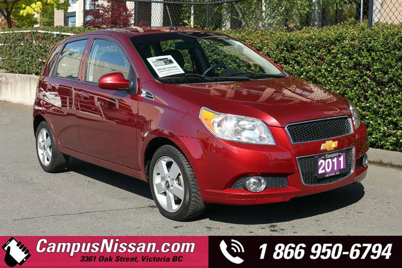 2011 Chevrolet Aveo | LT | FWD w/ Remote Entry #9-B064A