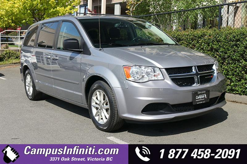 2014 Dodge Grand Caravan | SXT | FWD w/ Tow Package #JN3184A