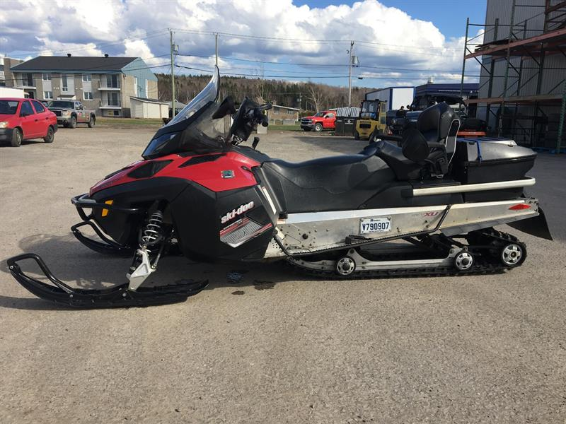 Ski-Doo Expedition 2010 SE1200 #33197RDL