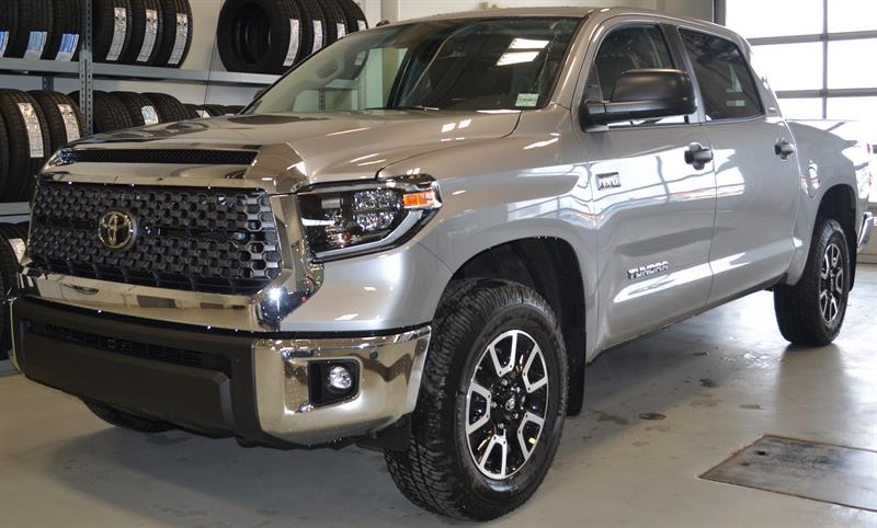 2019 Toyota Tundra 4x4 Double Cab Limited 5.7L #BY6375