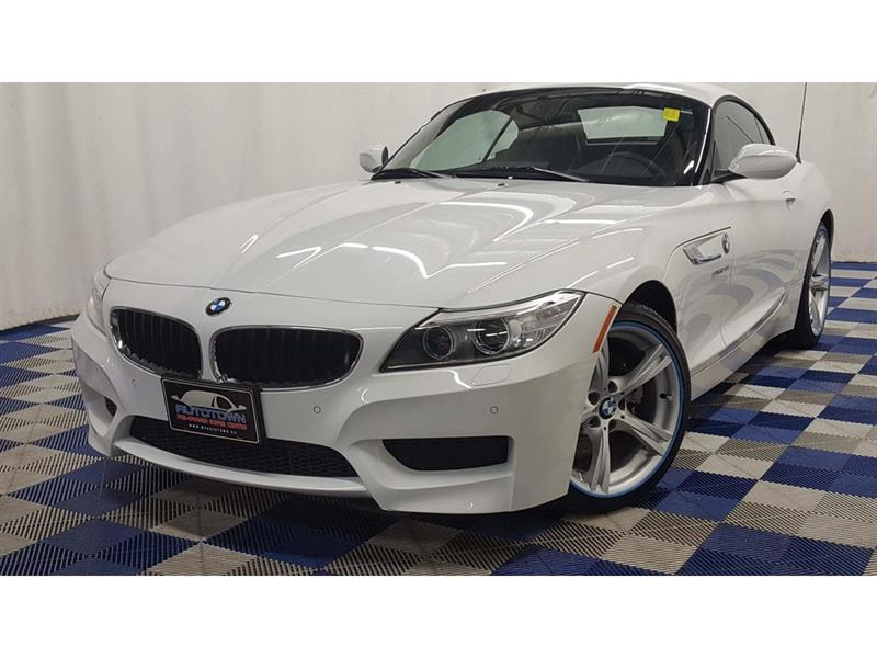 2014 BMW Z4 28I/M SPORT PACKAGE/BC CAR/SUPER CLEAN #LUX14BZ05101