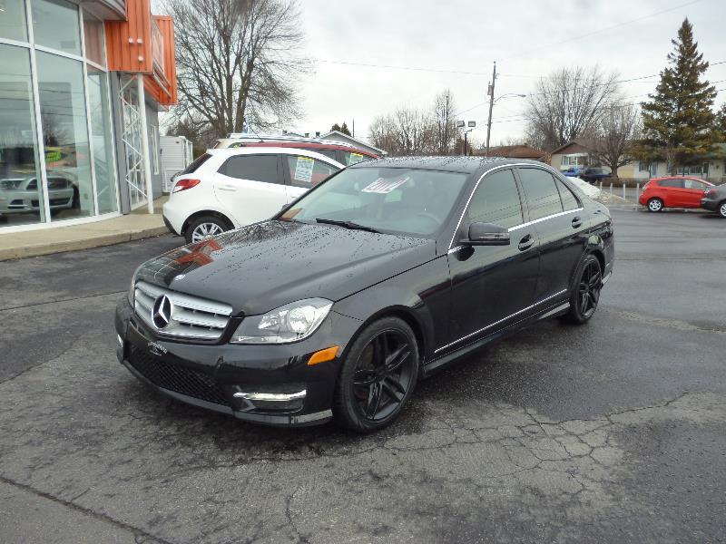 Mercedes c250 4matic