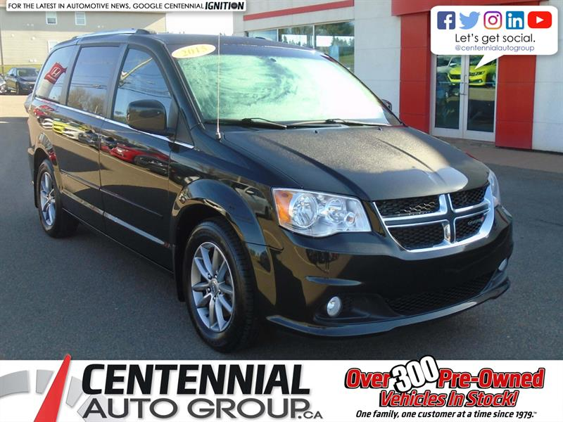 used Dodge Grand Caravan for sale in Summerside - Centennial Auto Group
