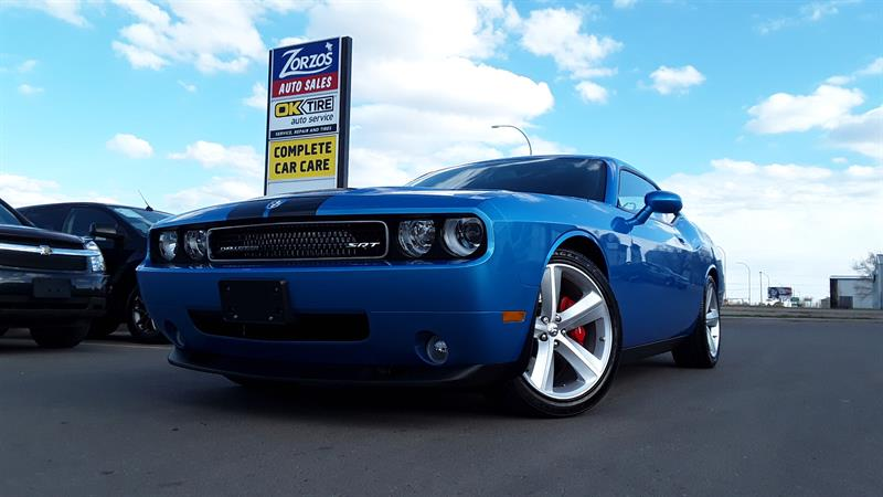 2009 Dodge Challenger SRT8 #P472