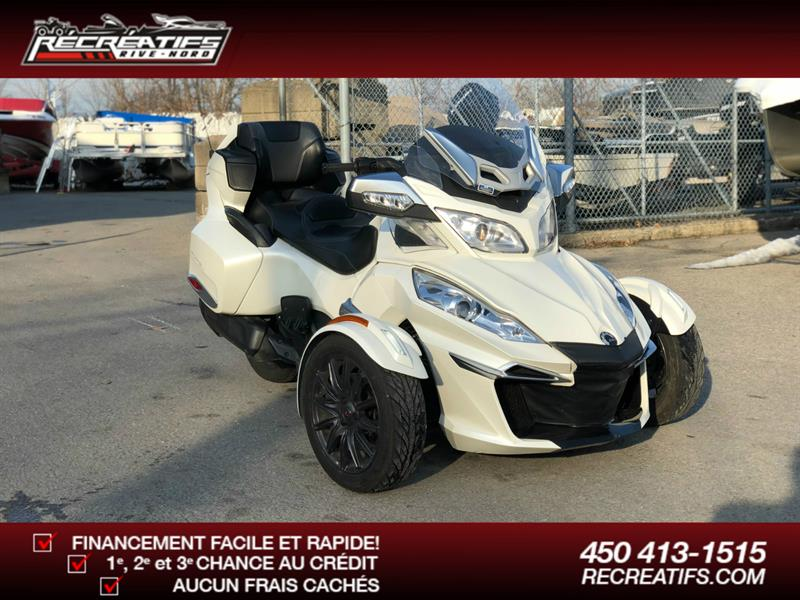 Can-am Spyder RT-S 2014