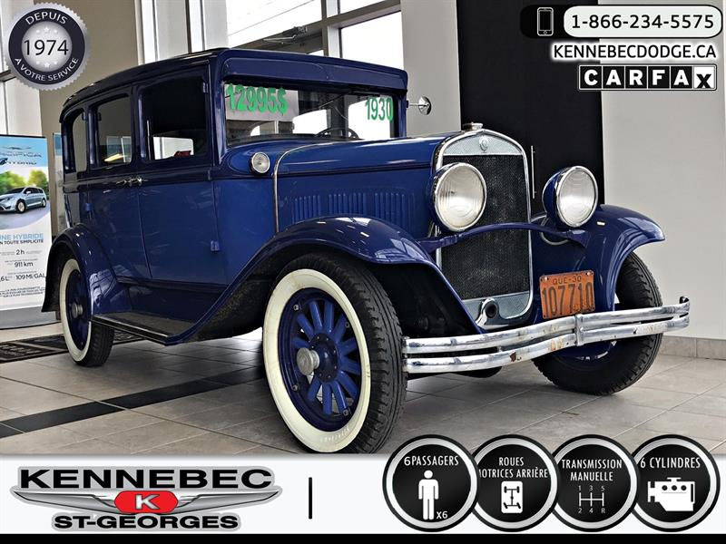 Chrysler Other 1930 CJ-6 #37634c