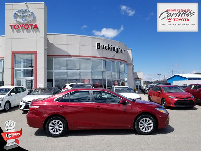 Toyota Camry 2015 LE #P-35-19