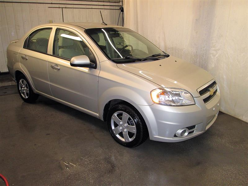 Chevrolet Aveo 2011 LT #9-0534