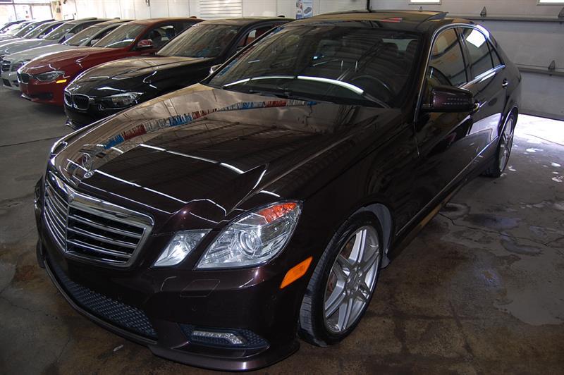 Mercedes-Benz E-Class 2010 4dr Sdn E 350 4MATIC