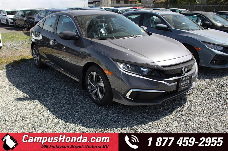 2019 Honda Civic LX #19-0613