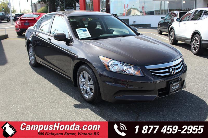 2012 Honda Accord Sedan SE 4DR MT Bluetooth #B5669