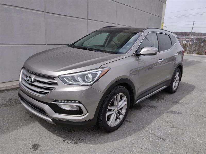 2017 Hyundai Santa Fe #M18475