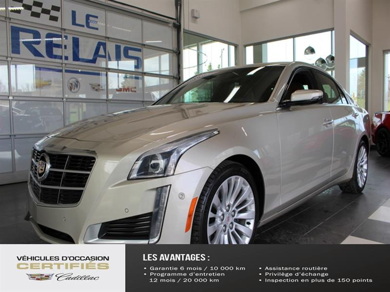 Cadillac CTS Sedan 2014 4dr Sdn 3.6L Performance AWD #92012