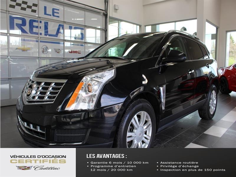 Cadillac SRX 2015 FWD 4dr Luxury #92165