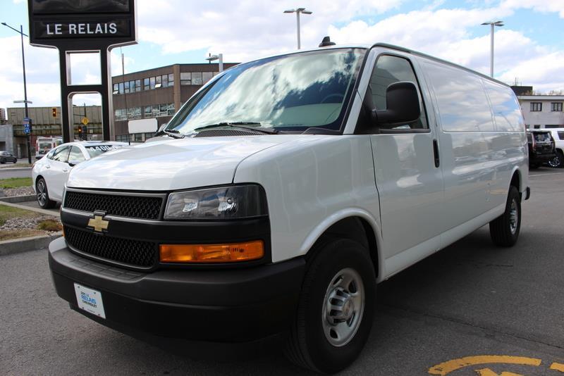 Chevrolet Express Cargo Van 2018 RWD 2500 155 #92925