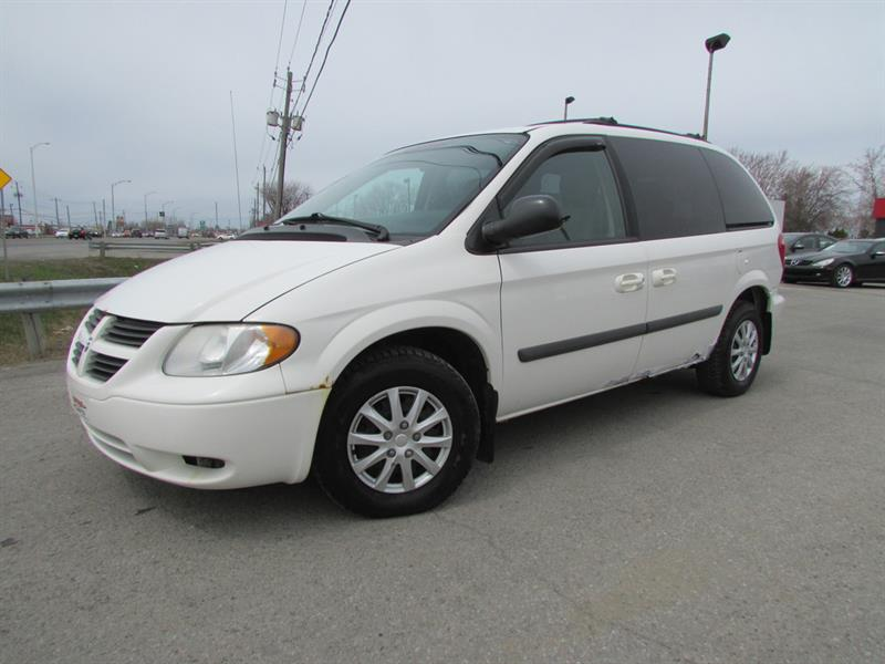 Dodge Caravan 2007 SE 7 PASSAGERS A/C CRUISE!! #4437