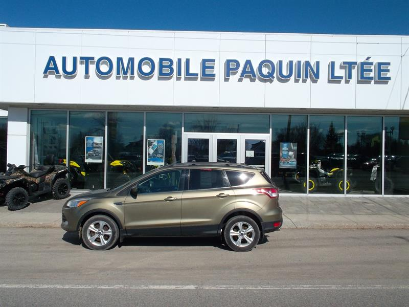 Ford Escape 2013 4WD 4dr SE #39642a