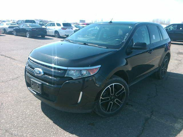 Ford EDGE 2013 4dr SEL FWD #UD5311