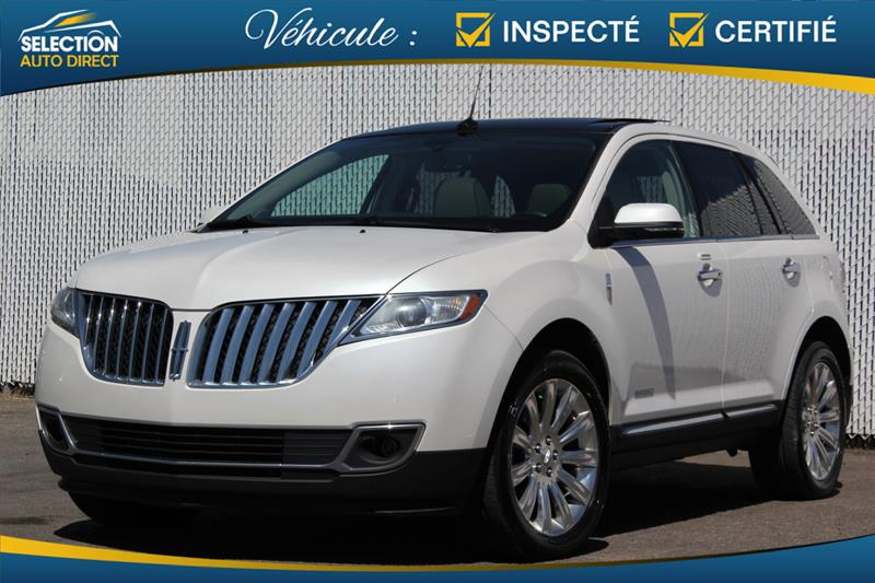 Lincoln MKX 2015 AWD  #SL29526