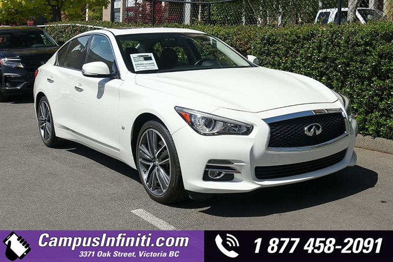 2015 Infiniti Q50 | Limited | AWD w/ Leather Interior #19-QX5003B
