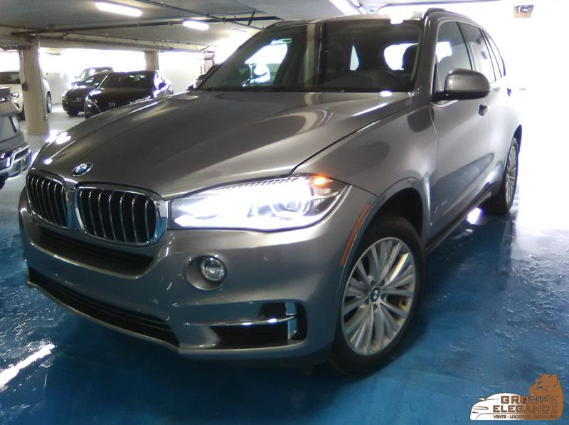 2015 BMW X5 AWD, XDrive35D, Sport, Premium, Privacy Package
