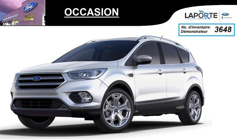 Ford Escape 2018 Titanium 4WD #3648