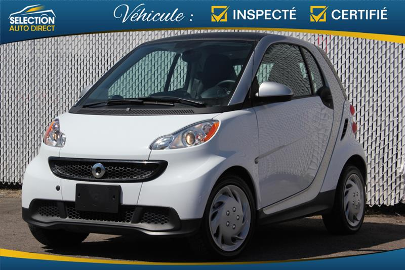 Smart fortwo 2015 Pure #J817752