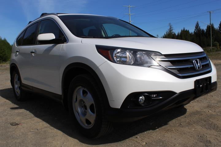 2012 Honda CR-V AWD 5dr Touring #12462A1