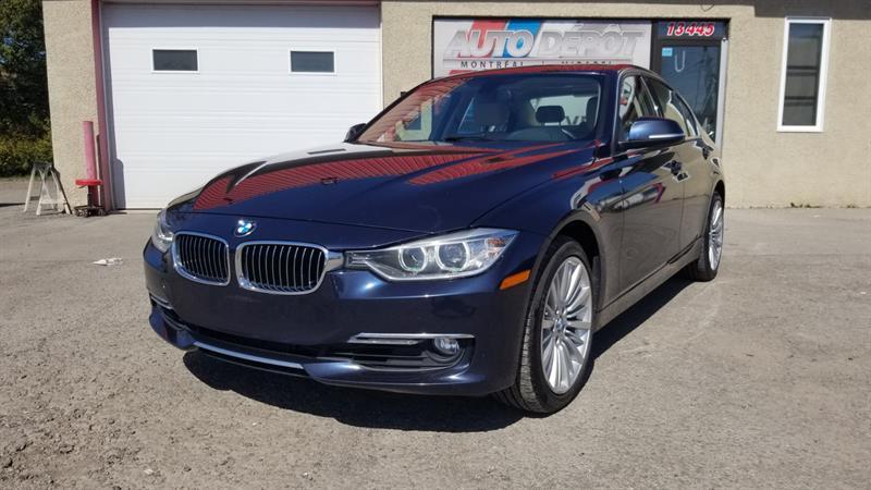 BMW 3 Series 2014 MODERLINE,  XDRIVE #6329