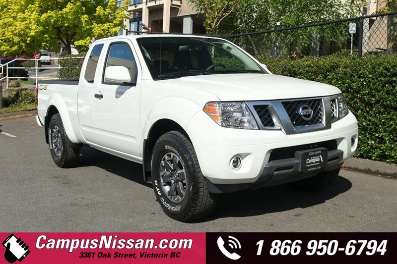 2019 Nissan Frontier PRO-4X 4WD King Cab #9-T020