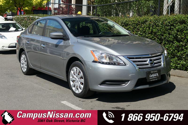 2014 Nissan Sentra | S | FWD w/ Value Option Package #A7457