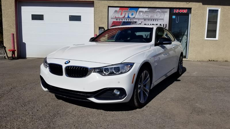 BMW 4 Series 2015 XDRIVE #6344
