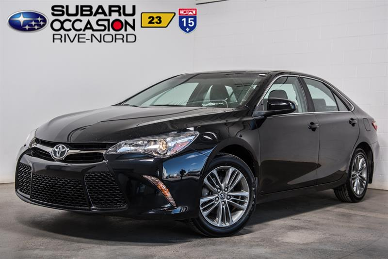 Toyota Camry 2017 SE MAGS+SIEGES.CHAUFFANTS+BLUETOOTH #J943885