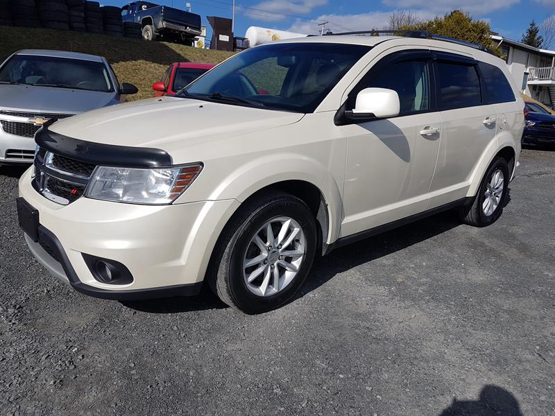 2013 Dodge Journey FWD CREW