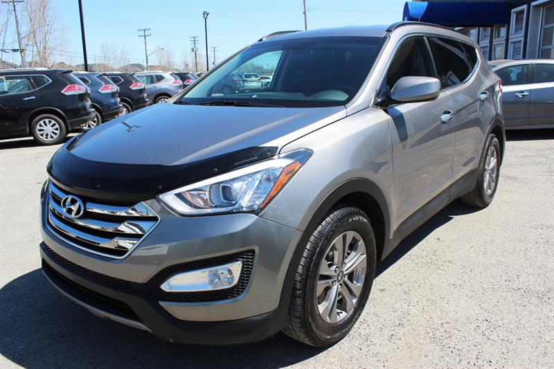2015 Hyundai SANTA FE SPORT FWD Premium #5095