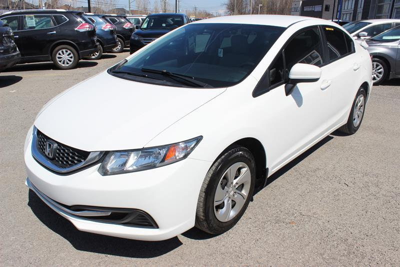 Honda Civic Sedan 2015 LX  #5034