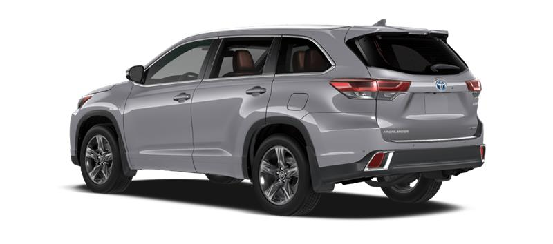 2019 Toyota Highlander AWD Hybrid Limited #12500