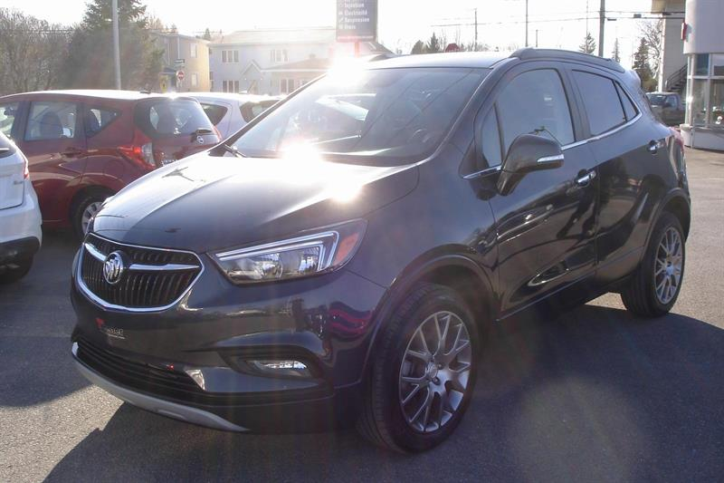 Buick Encore 2018 Sport Touring AWD