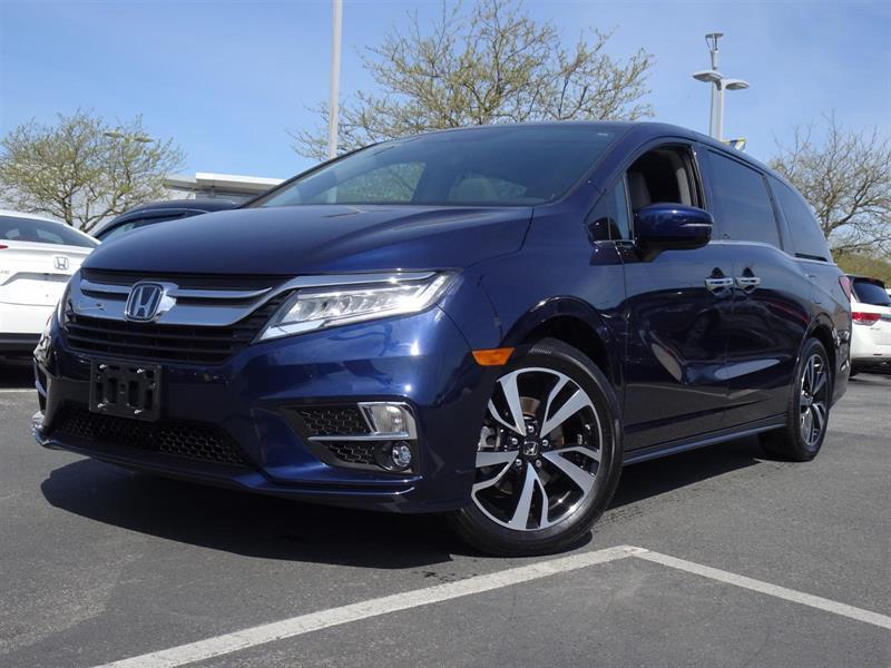 2018 Honda Odyssey Touring #LH8719