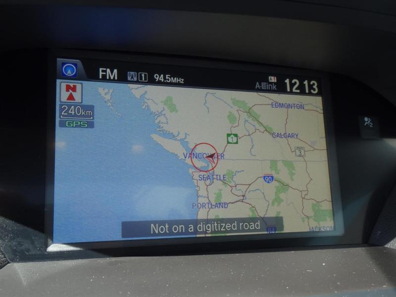 honda odyssey navigation serial number