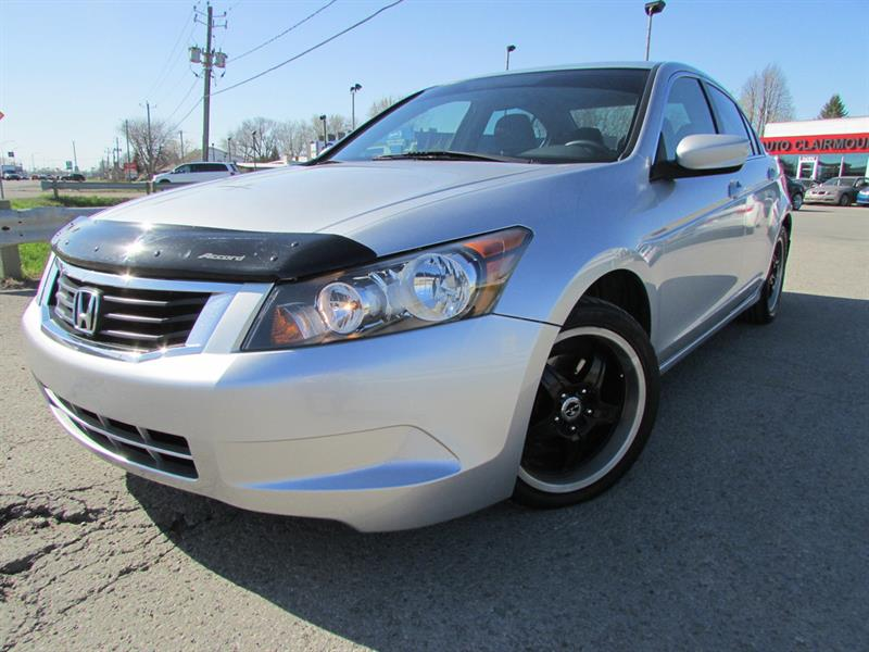 2009 Honda Accord Sedan LX A/C CRUISE MAGS!!! #4451
