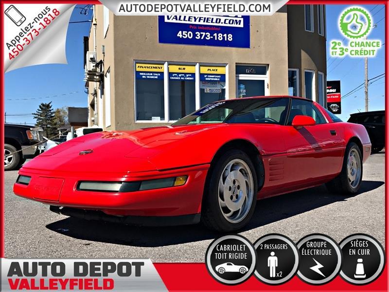 Chevrolet Corvette 1994 1994 Chevrolet Corvette - Convertible HARD TOP #P1310