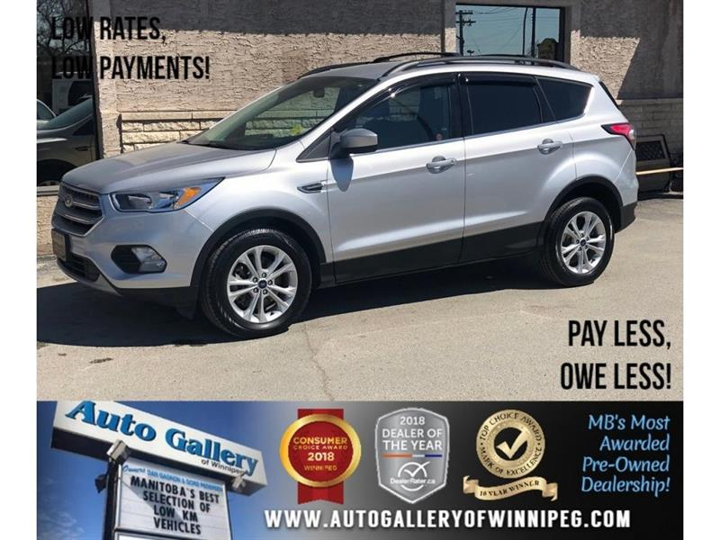 2017 Ford Escape SE *AWD/Bluetooth/Htd Seats/Backup Cam #23863