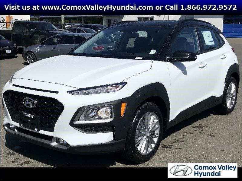 2019 Hyundai Kona 2.0L FWD Preferred Two-Tone #19KN3966