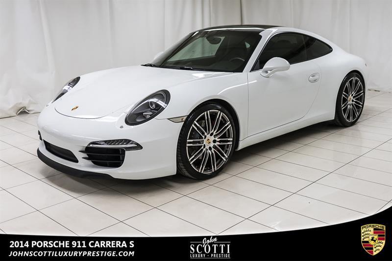 Porsche 911 2014 Carrera S #AR1901A