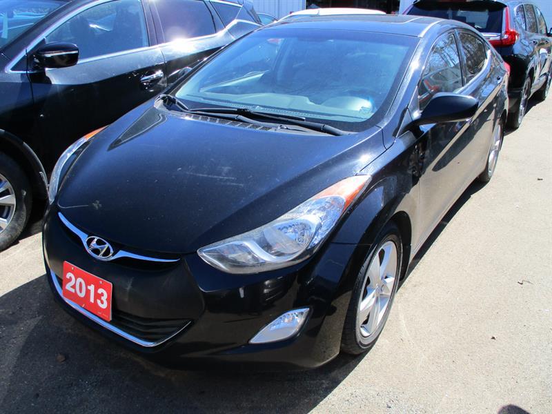 Hyundai Elantra 2013 4dr Sdn #DH263811A