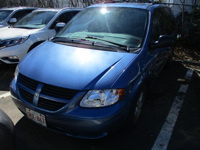 2007 Dodge Grand Caravan 4dr Wgn #7B235783A